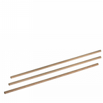 250mm x 5mm Wooden Lolly Stick